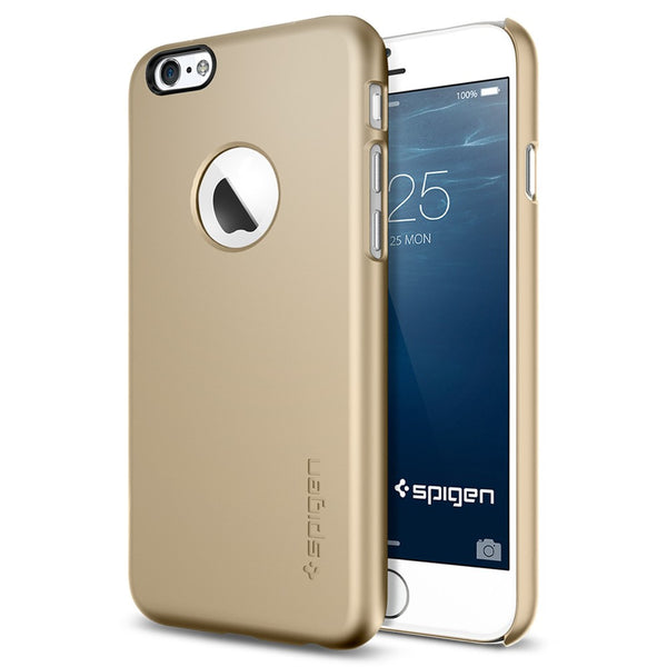 Spigen Thin Fit A Series Case for IPhone 6 (4.7 inches) Champagne Gold