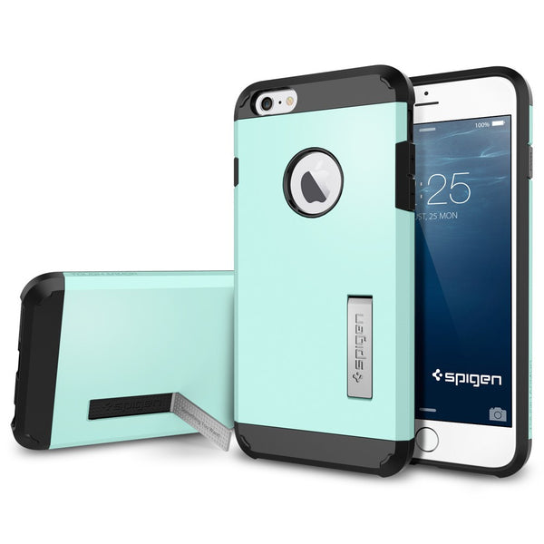 Spigen Tough Armor Series Case for IPhone 6 Plus (5.5 inches) Mint
