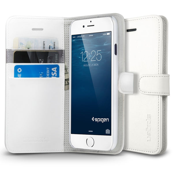 Spigen Wallet S Series Case for IPhone 6 (4.7 inches) White