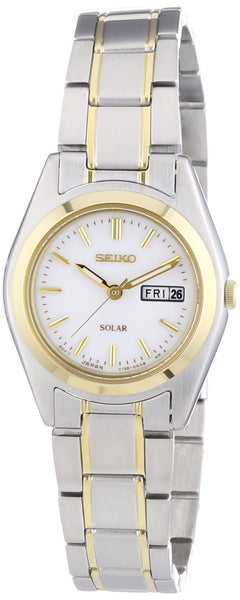 Seiko Solar Powered SUT108P1 Watch (New with Tags)