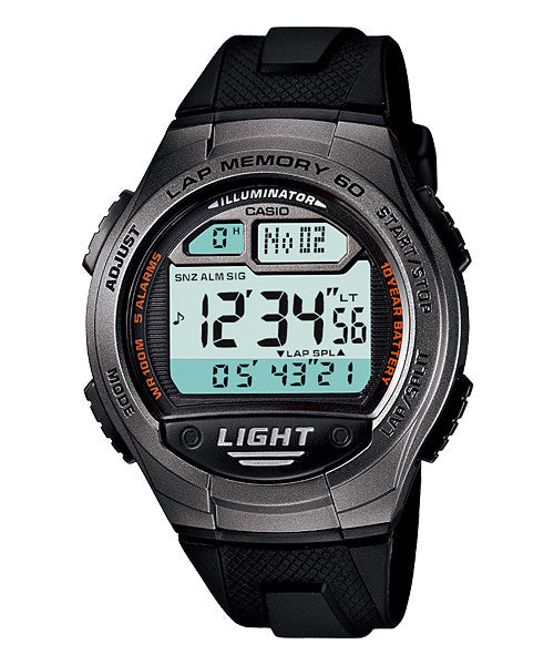 Casio W-734-1A Watch (New with Tags)