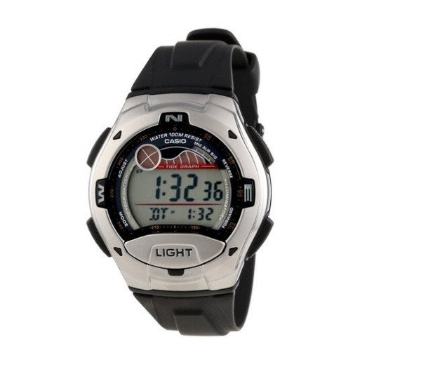 Casio W-753-1A Watch (New with Tags)