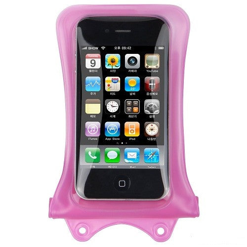 Dicapac WP-C10s Htc Mobile Case (Pink)