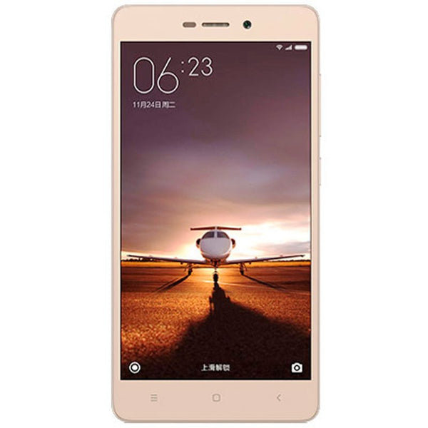 Xiaomi Redmi 3S Dual 16GB 4G LTE Gold Unlocked (CN Version)
