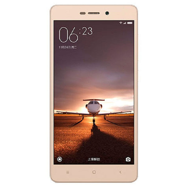 Xiaomi Redmi 3S Dual 32GB 4G LTE Gold Unlocked (CN Version)