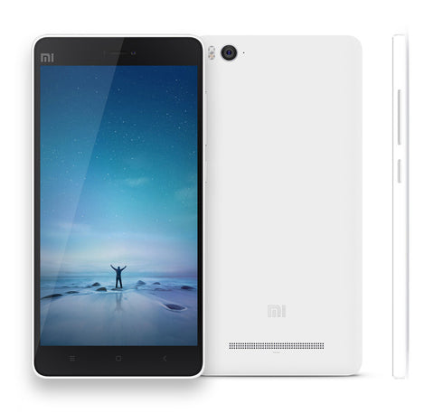 Xiaomi Mi 4c Dual 16GB 4G LTE White Unlocked (CN Version)
