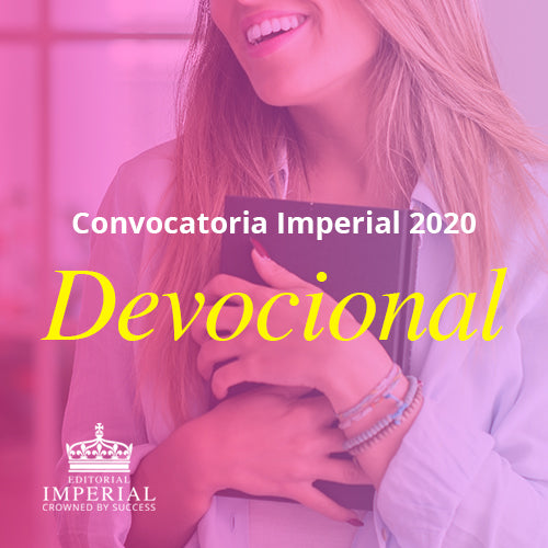 Devocional - Convocatoria Imperial 2020