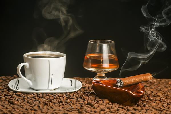 5 Things You Need to Know About Coffee and Cigars