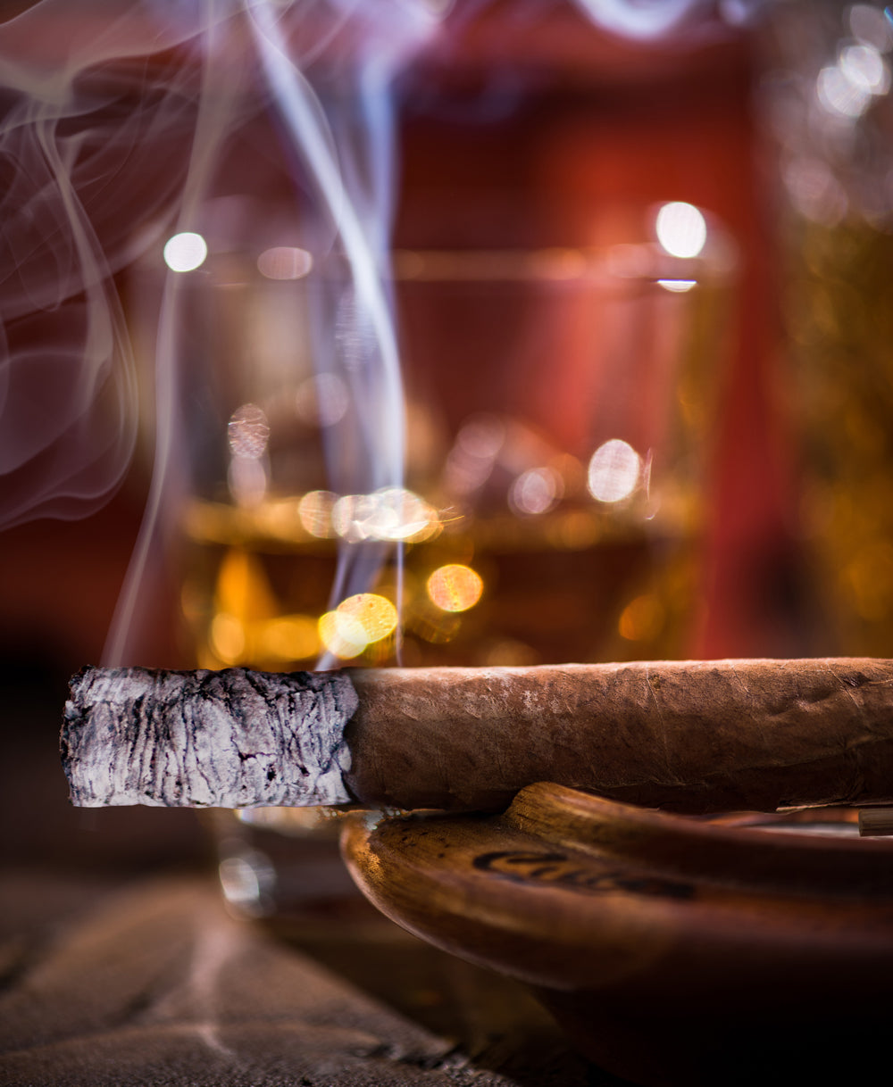 5 Things You Need to Know About…Long Cigar Ash