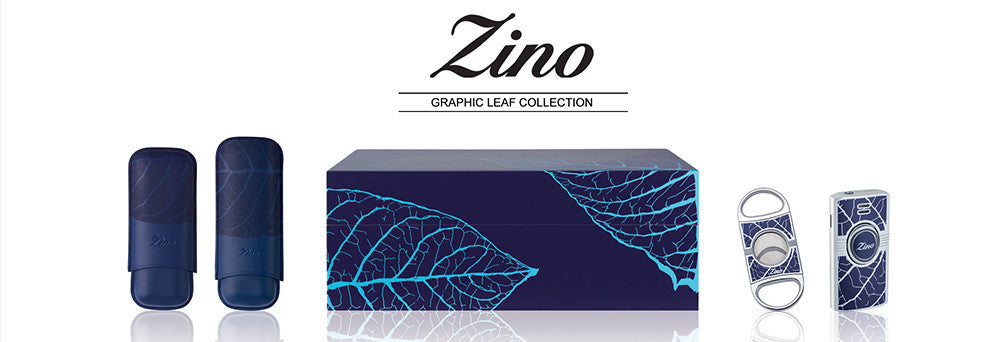 Zino Graphic Leaf Collection