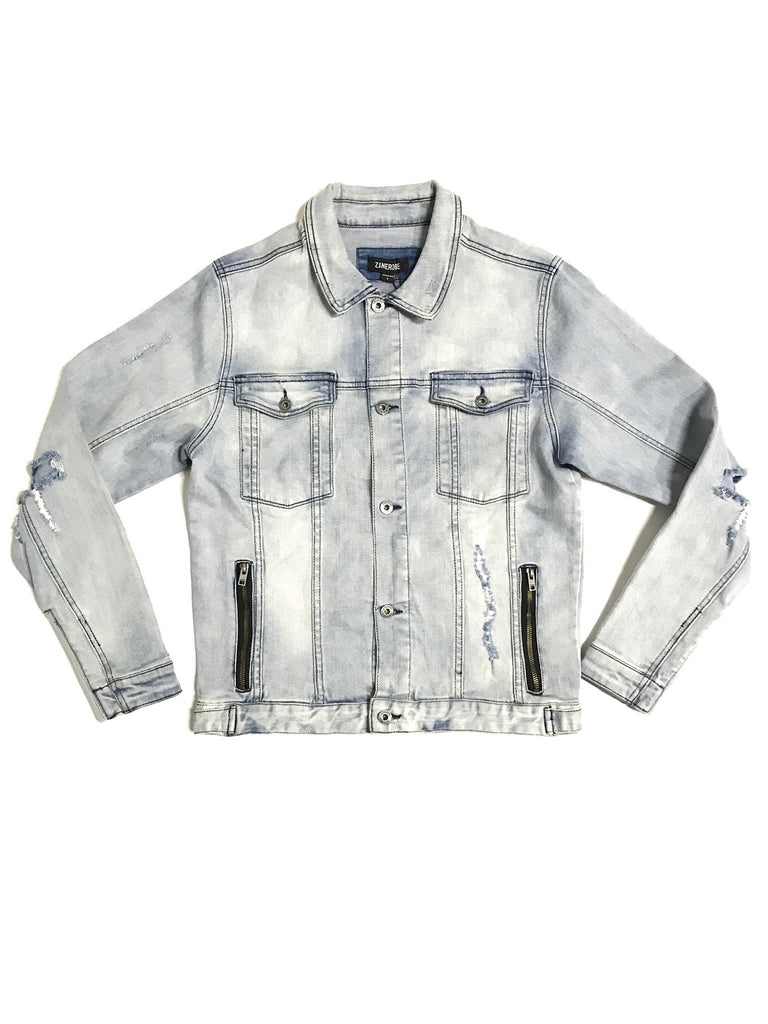 Greaser Denim Jacket
