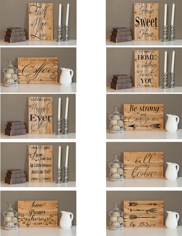 Welcome To Our Cherished Home Where We Love All Things Vintage Rustic And Chippy Hand Make Reclaimed Wooden Signs Decor For Your