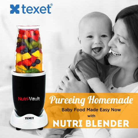 Baby Food - Nutri Blender