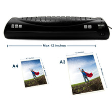 Load image into Gallery viewer, TEXET A3 / A4 Hot Laminator - TEXET