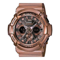 Casio G-Shock GA-200GD-9BCR Watch-Rose Gold - TEXET