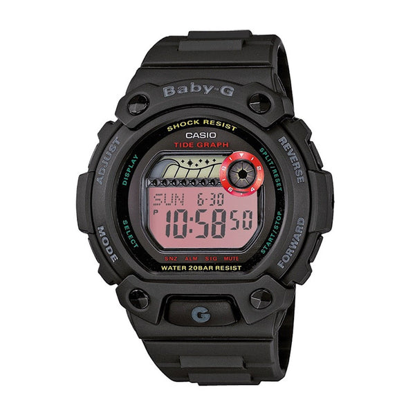 Digital Sports Watch for women | Casio Baby G BLX102-1ER - TEXET