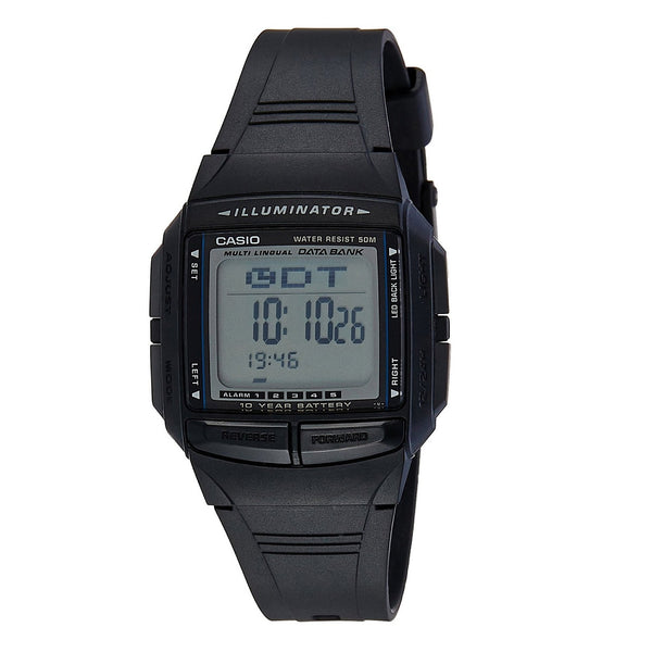 Digital Sports Watch for men | Casio DB36-1AVCR - TEXET