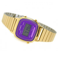 Casio LA670WGA-6DF Retro Digital Watch - TEXET