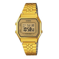 Casio LA680WGA-9DF Retro Digital Watch - TEXET