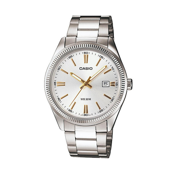 Casio MTP-1302D-7A2VDF Analog Steel Watch - TEXET