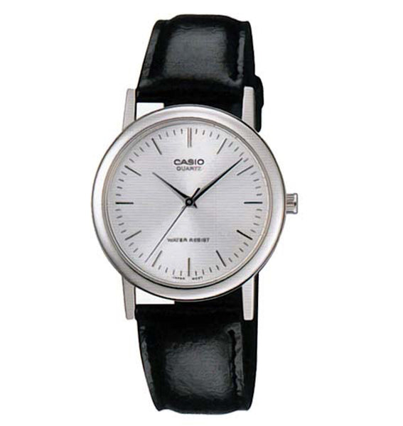 Casio MTP1095E-7ADF Analog Leather Watch - TEXET