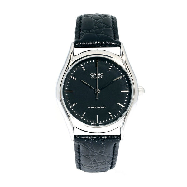 Casio MTP1154E-1AEF Analog Leather Watch - TEXET