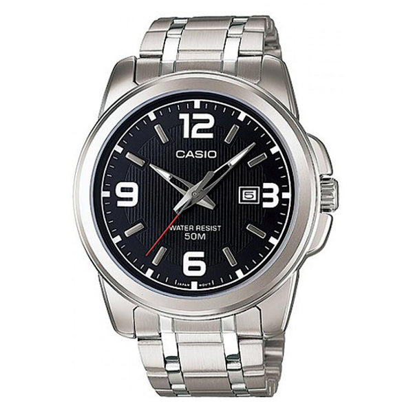 Casio Enticer MTP1314D-1AVDF Analog Steel Watch - TEXET