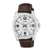 Casio MTP1314L-7AVER Analog Leather Watch - TEXET