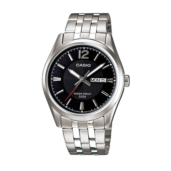 Casio Enticer MTP1335D-1AVDF Analog Steel Watch - TEXET