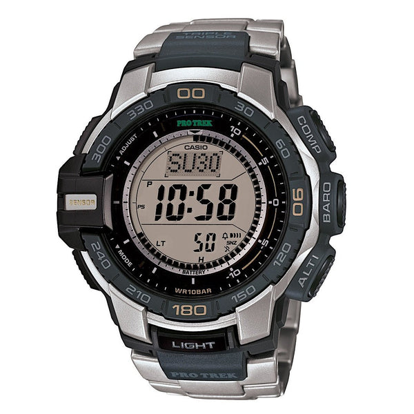 Casio Pro-Trek PRG270D-7ER Chronograph Watch - TEXET