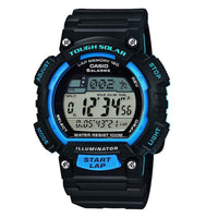 Casio STLS100H-2AVEF Chronograph Digital Watch - TEXET