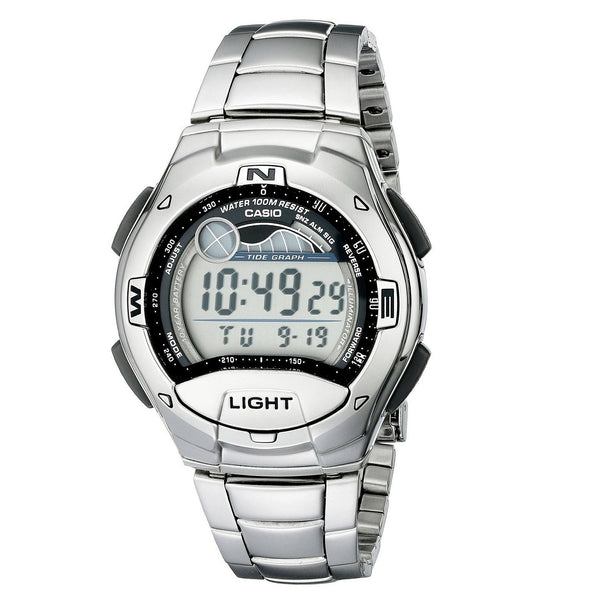 Casio Youth W753D-1AVDF Digital Sports Watch - TEXET