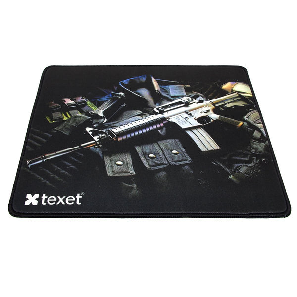 Gaming Mouse Pad - Black - TEXET