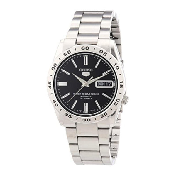 SEIKO SNKE01K1 Automatic Silver Stainless Steel Watch for Men - TEXET