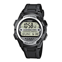 Casio W756-1AVES Mens Collection Chronograph Digital Watch - TEXET