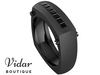 mens black diamond wedding bands