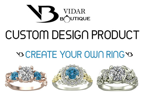 Custom Design Product By Vidar Boutique