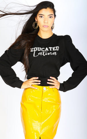 Educated Latina (Exclusive)