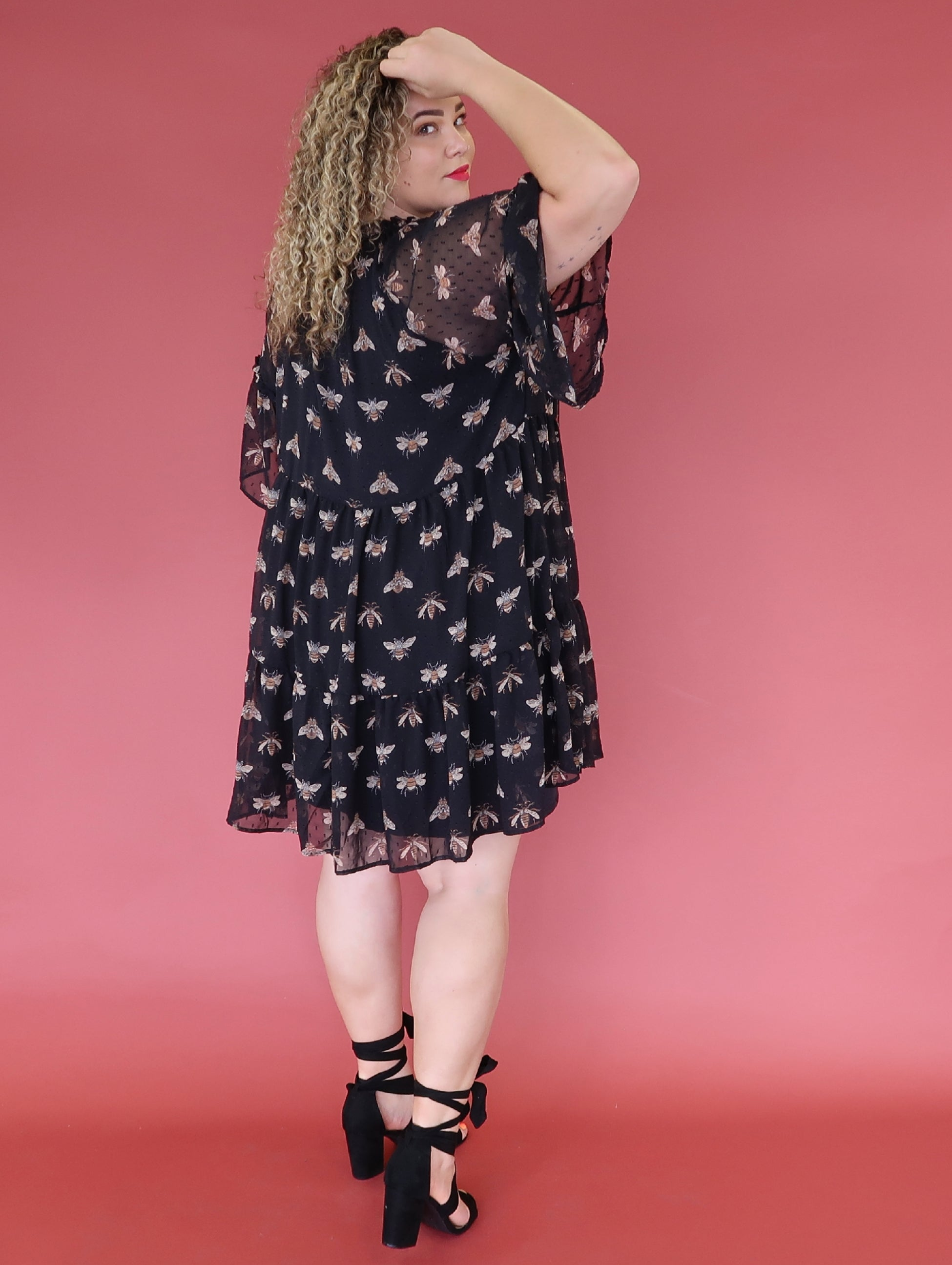 Tiny Dancer Dress - Queen Bee