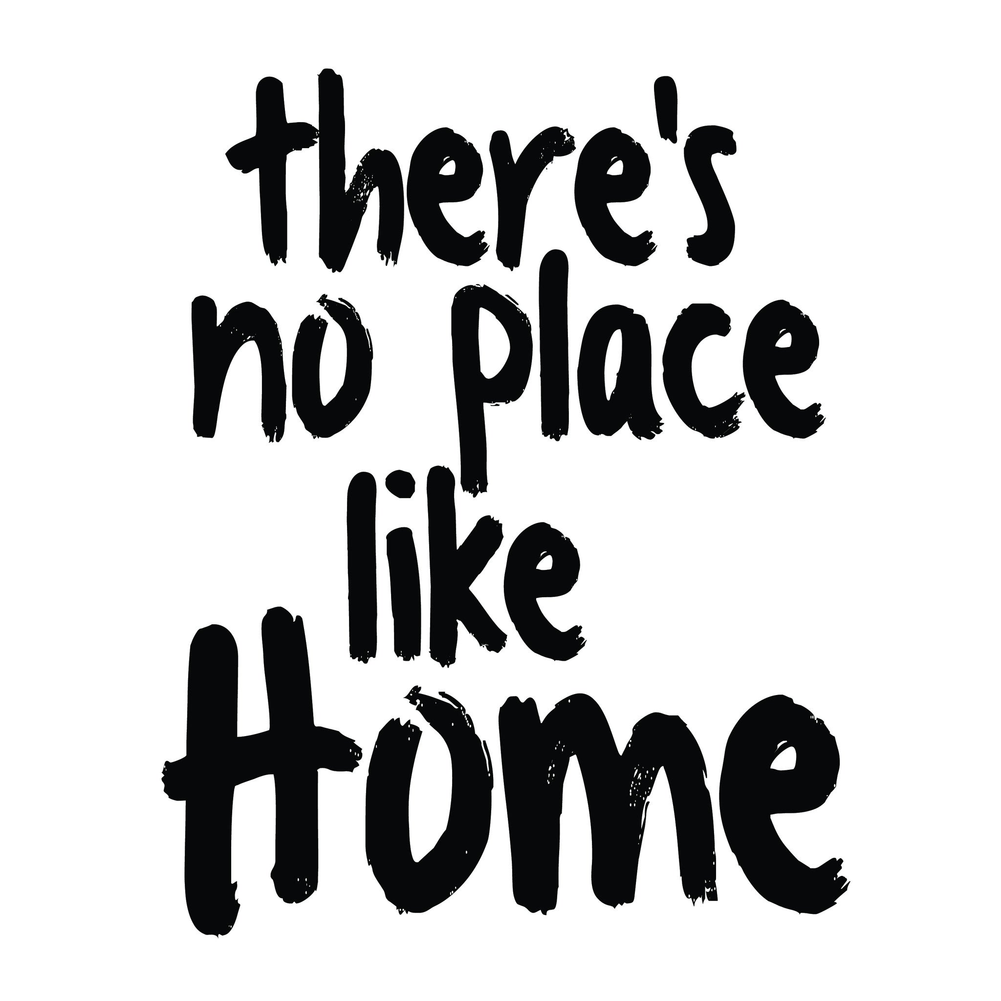Image result for there's no place like home quote