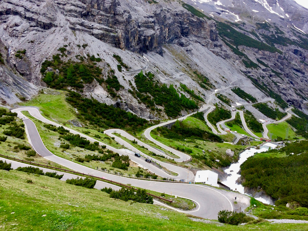 The Long Road to the High Road - Pt IV: Haute Route Stelvio