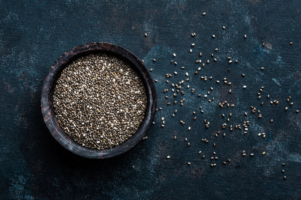 Chai seeds can be used in anything for Vegan protein