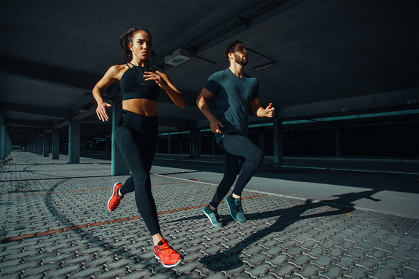 Veloforte - Building your aerobic fitness across running & cycling & workouts