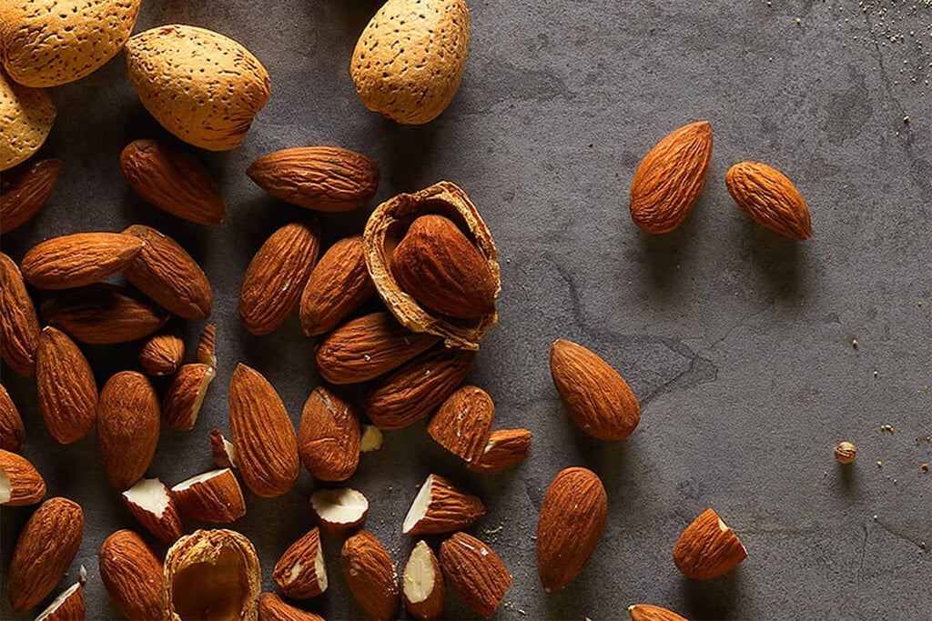 Nuts for crossfit nutrition