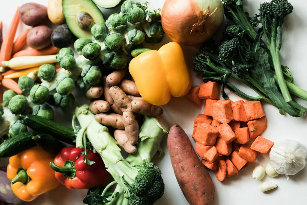 Healthy vegetables for crossfit nutrition
