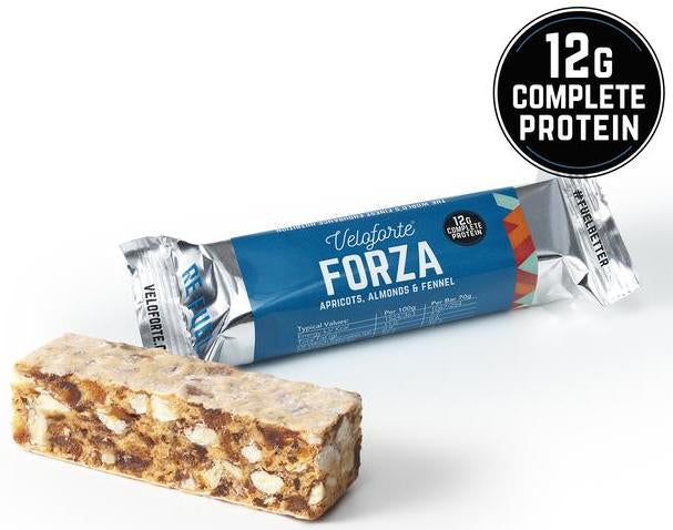 Veloforte Forza - 100% natural protein energy bar