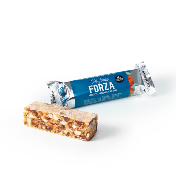 Veloforte Forza | Natural protein bar full of carbohydrates and protein
