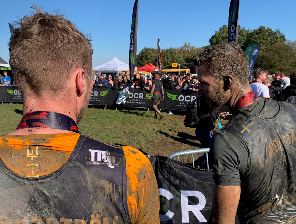 Veloforte | Obstacle Course Racing | Training | Spartan | Tough Mudder | OCR