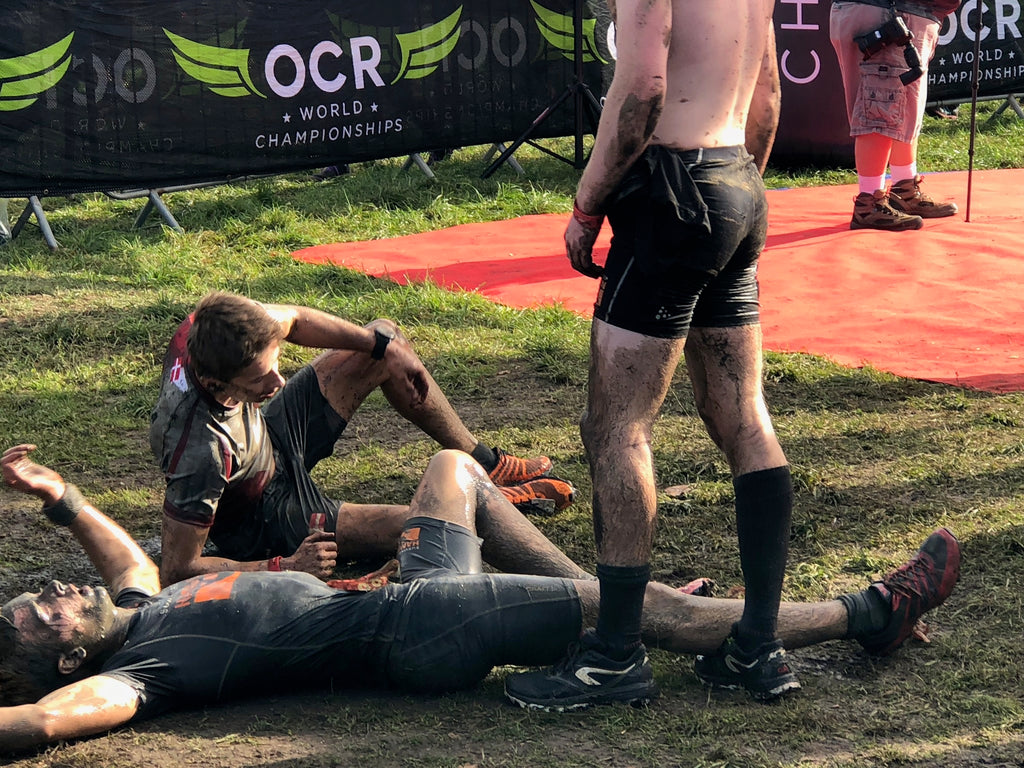 Veloforte | OCR World Champs | Spartan Racing | Tough Mudder | Finishers