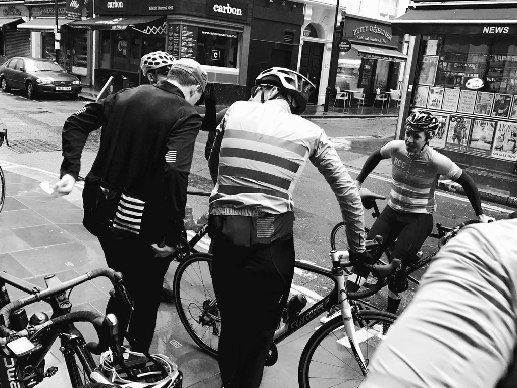 Veloforte | Winter Cycling Essentials | Ride with Friends